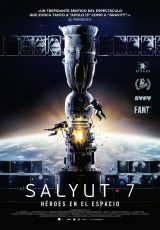 Salyut-7 online (2017) Español latino descargar pelicula completa