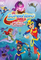 DC Super Hero Girls: Legends of Atlantis online (2018) Español latino descargar pelicula completa