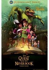 Peter Pan The Quest for the Never Book online (2018) Español latino descargar pelicula completa