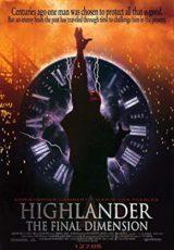 Highlander 3 online (1995) Español latino descargar pelicula completa