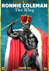 Ronnie Coleman The King online (2018) Español latino descargar pelicula completa