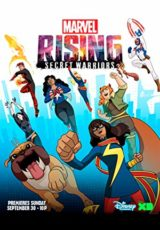 Marvel Rising: Secret Warriors online (2018) Español latino descargar pelicula completa